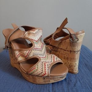 Sbicca Shoes - 3/$25 Wedges